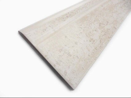 Travertino beige 33,2x8cm